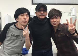 「Chage Fes 2015 〜音ふれあうも多生の縁〜」レポート