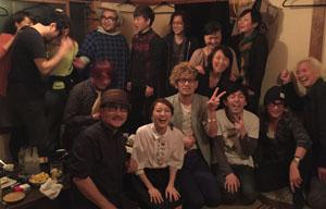 『Chage Fes 2015』同窓会