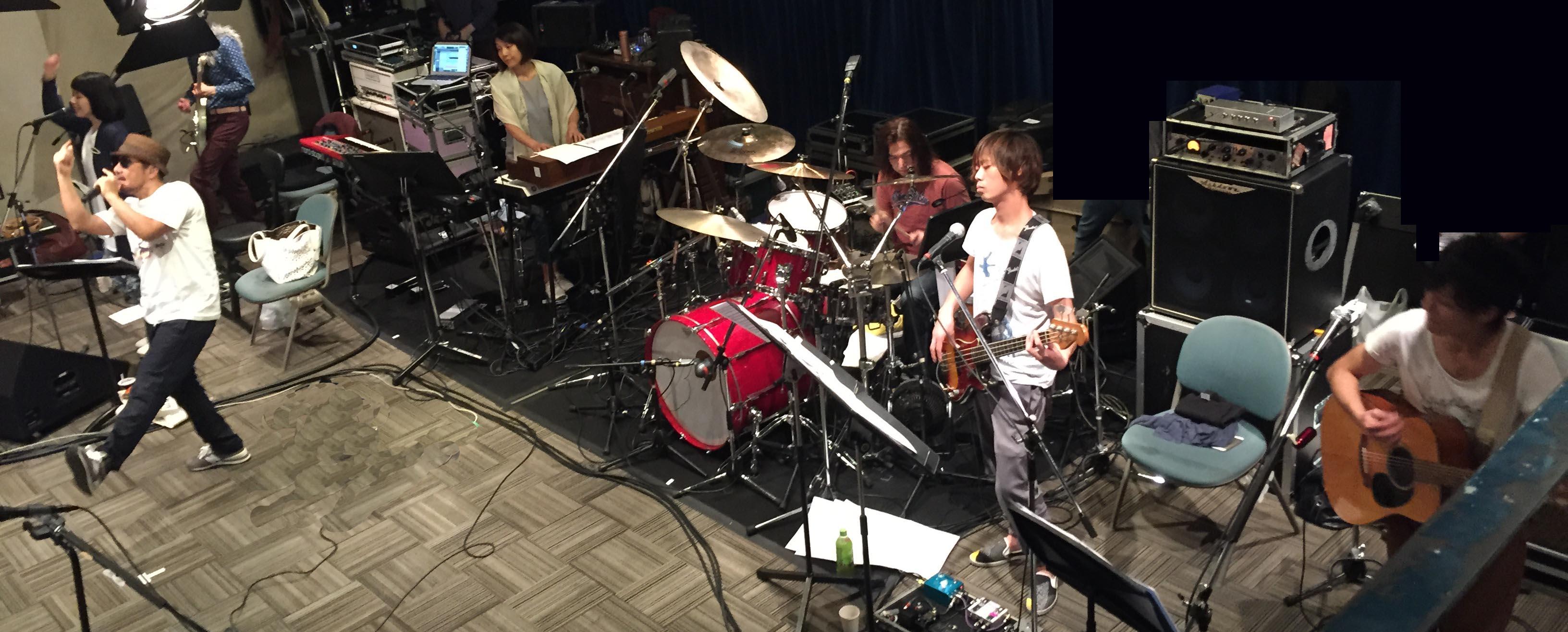 Chage Live Tour 2015 〜天使がくれたハンマー〜まであと一週間