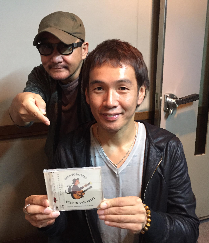 ChageレギュラーラジオJFN系「Chageの音道」O.A情報!