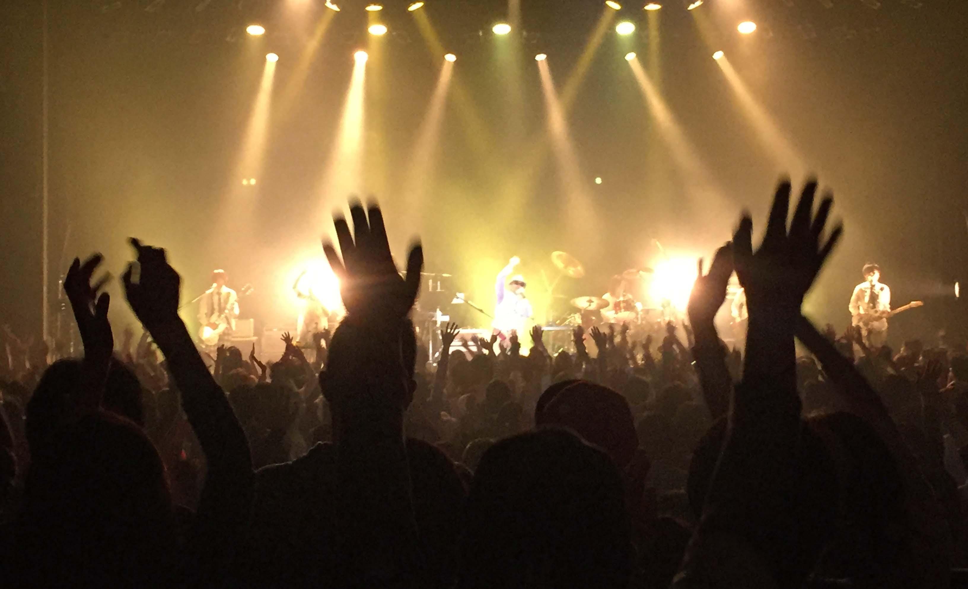 『Chage Live Tour 2015 〜天使がくれたハンマー〜』広島・大阪・福岡公演終了!